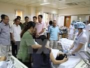 武德儋副总理指导解决和平省综合医院严重医疗事故