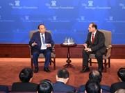 越南政府总理阮春福探访传统基金会