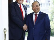 越南与美国发表关于推进全面伙伴关系的联合声明
