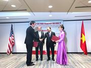 越捷航空公司与美国伙伴签署总额为47亿美元的贸易合同