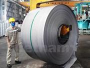 越南莲花集团对欧洲出口镀锌钢板1.2万吨