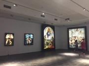 拉斐尔画家的34个艺术作品亮相河内