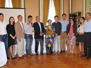旅居比利时越南人总会召开大会