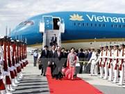 日本媒体高度评价阮春福总理访日之旅