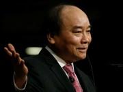 """日本媒体密集报道阮春福在""""亚洲未来""""国会会议和越南投资促进会上的讲话"""