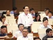 越南第十四届国会第三次会议第十一号公报