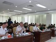 越南与法国互相分享参与联合国维和行动的经验