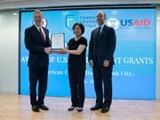 美国政府向越南富布赖特大学提供总额为1550万美元的援助