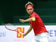 2017年新加坡男网F3未来赛:阮黄天和郑玲江晋级正赛