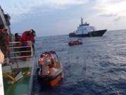 印度尼西亚向越南移交690名被扣渔民
