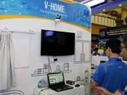 2017年越南国际通讯展和2017年越南国际广播展在胡志明市开幕