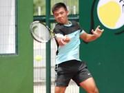 2017年新加坡男网F3未来赛:李黄南晋级男单和男双半决赛