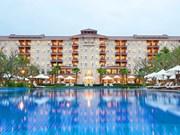 岘港Vinpearl别墅度假村被公认为2017年度越南一流海滨度假村