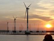 越南宁顺省加强风电和太阳能领域的国际合作