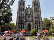 河内大教堂—穿越三个世纪的落脚点