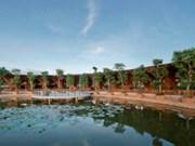 越南建筑师武仲义获得亚洲建筑师协会建筑奖的金奖