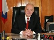 俄罗斯驻越大使:俄越合作为两国人民带来利益