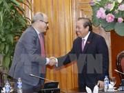 越南政府副总理:越澳经贸关系将蓬勃发展