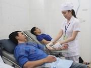 """越南首次承办""""世界献血者日""""全球活动"""