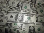 14日越盾兑美元中心汇率保持稳定