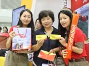 越捷航空参加香港国际旅游展