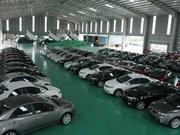 今年前5个月越南汽车进口量达4.33万辆