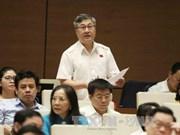 越南第十四届国会第三次会议发表第十八号公报