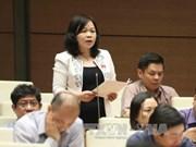 越南第十四届国会第三次会议发表第二十号公报