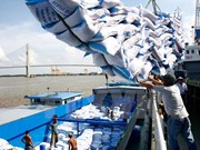 越南大米价格呈恢复上涨走势