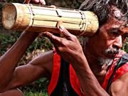 越南扎比琴载满拉格莱族的灵魂