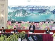 APEC旅游可持续发展高级政策对话:广宁省吸引国内外游客的良机