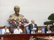 阮春福总理:加大新闻宣传力度 进一步改善经营环境