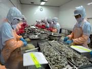 越南对韩国虾类出口呈现积极信号