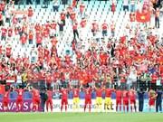 越南体育代表团力争闯进第29届东南亚运动会前三名