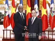 越南政府希望并决心同海地政府采取强有力措施推动双边合作关系向纵深发展