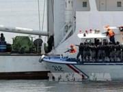 东南亚国家加强海上安全合作