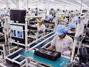 越南手机及零配件出口:外资企业出口占出口总量的99.8%