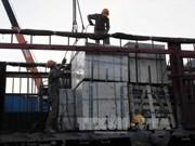 6月上半月越南商品进出口额达逾175亿美元