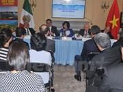 2017年APEC峰会助推越墨两国合作关系不断发展