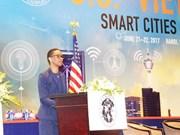 美国驻越南大使:美国愿同越南分享智慧城市建设经验