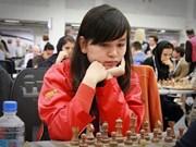国象世团赛:越南女队胜阿塞拜疆