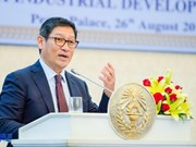越南企业为柬埔寨经济增长做出重要贡献