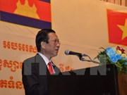 柬埔寨参议院主席赛冲:柬埔寨人民始终铭记越南人民为柬埔寨给予的支持