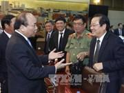 越南政府总理阮春福: 用好社会资本  把海防市打造成北部沿海地区的发展动力