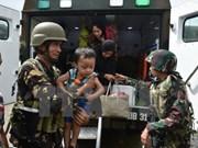 菲律宾军方在南部停火八小时庆祝开斋节