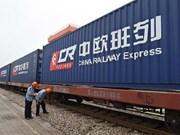 中国开通连接东南亚地区的公路货运通道