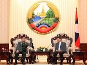 老挝总理会见越南政府特别工作委员会代表团