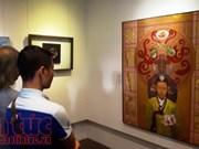 """""""今昔韩国""""展览会在河内举行"""
