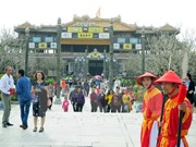 承天顺化省力争成为东南亚地区的一流旅游目的地