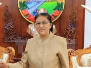 老挝国会主席巴妮•雅陶都即将访越并出席庆祝越老建交55周年系列活动